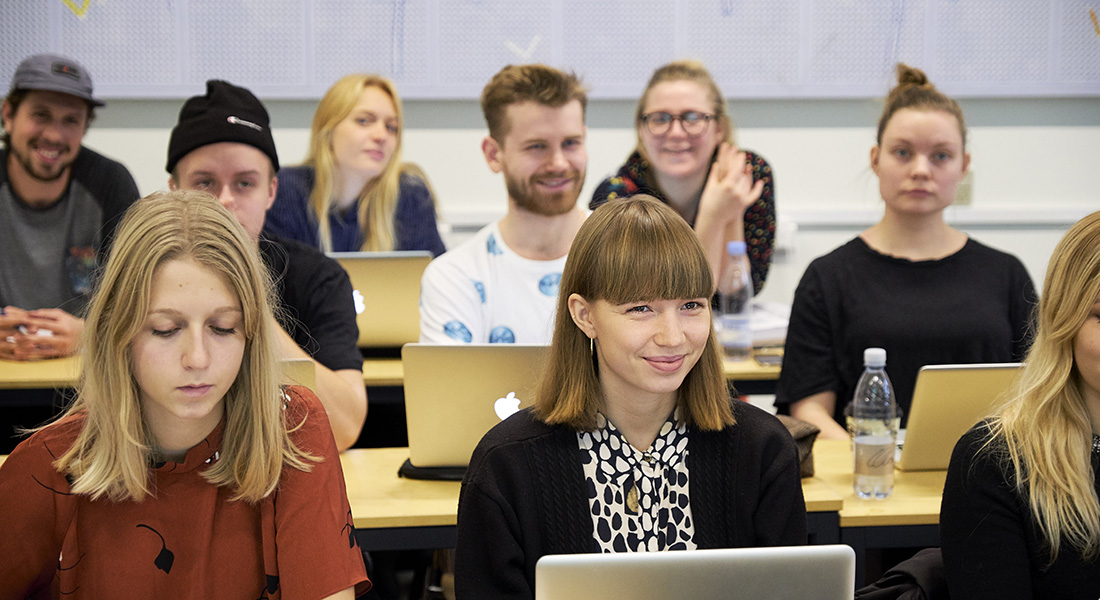 Study Psycholog at the University of Copenhagen